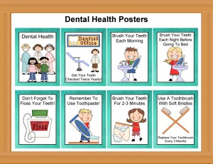 dental health posters
