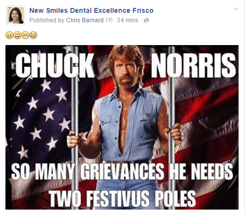 New Smiles Dental Excellence of Frisco on Facebook