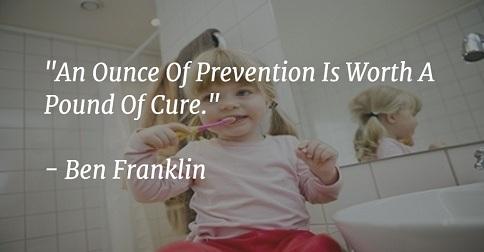Frisco Children's Dentist Talks Prevention