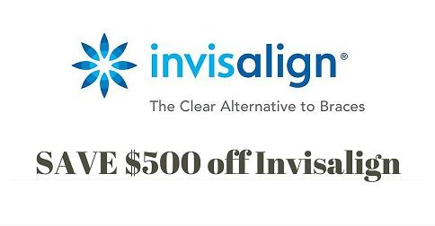 SAVE $500 off Invisalign in Frisco TX