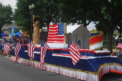 Parade Season Is Smile Season