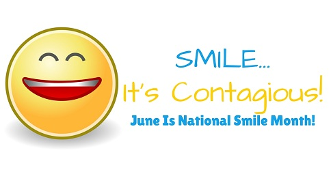 Frisco TX Dentist Shares The National Smile Month Message This June