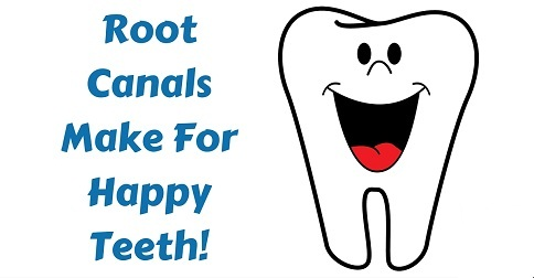 Frisco TX Says Root Canals Make For Happy Teeth